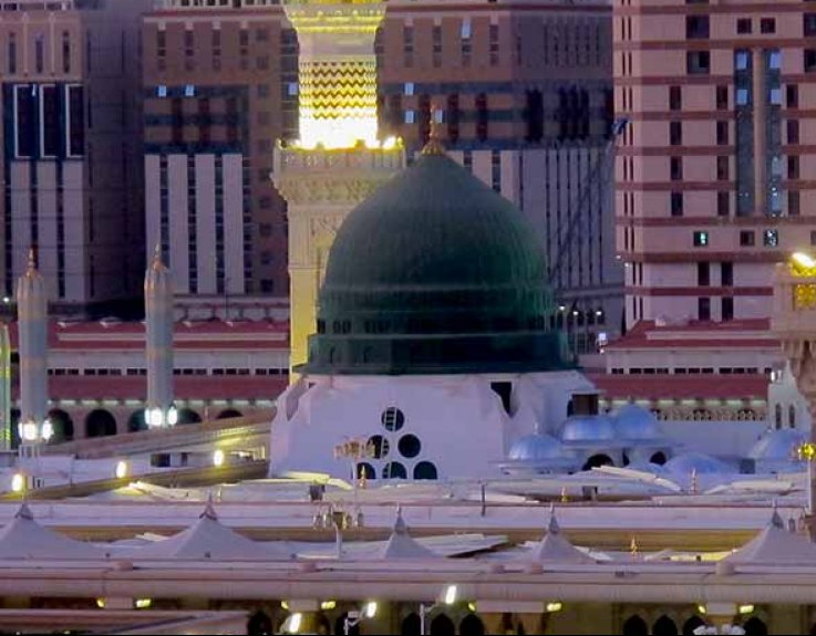 10 Nights 3 Star Economy October Umrah Package