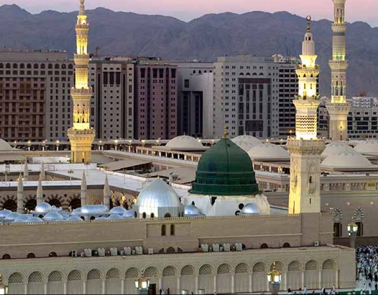 10 Nights 3 Star February Umrah Package