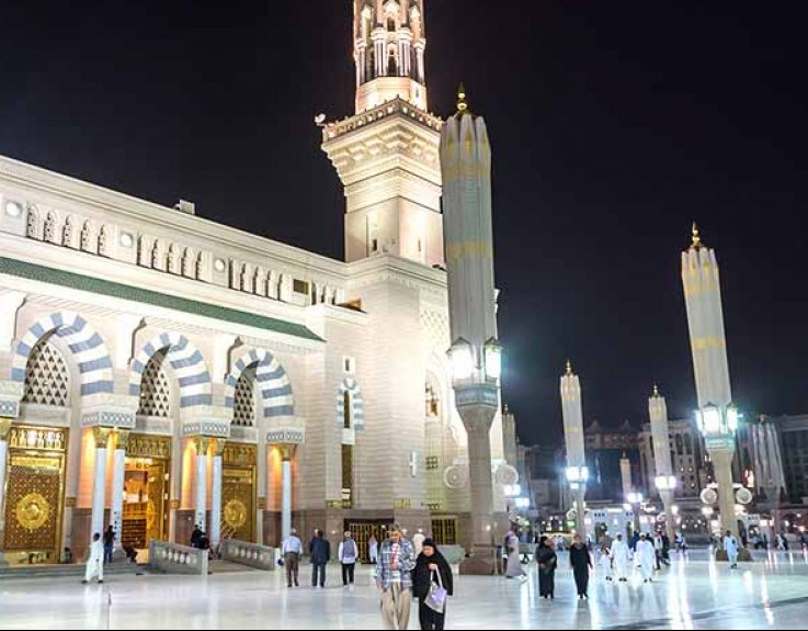 10 Nights 3 Star January Umrah Package