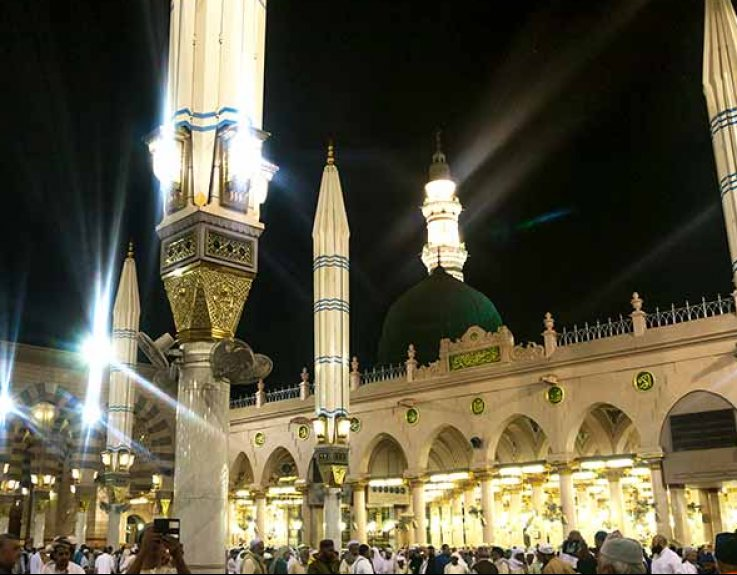 10 Nights 4 Star February Umrah Package