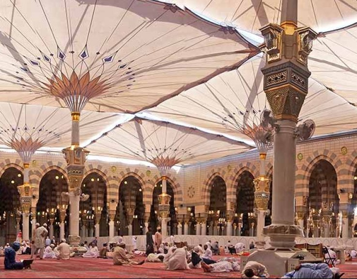 10 Nights 5 Star February Umrah Package