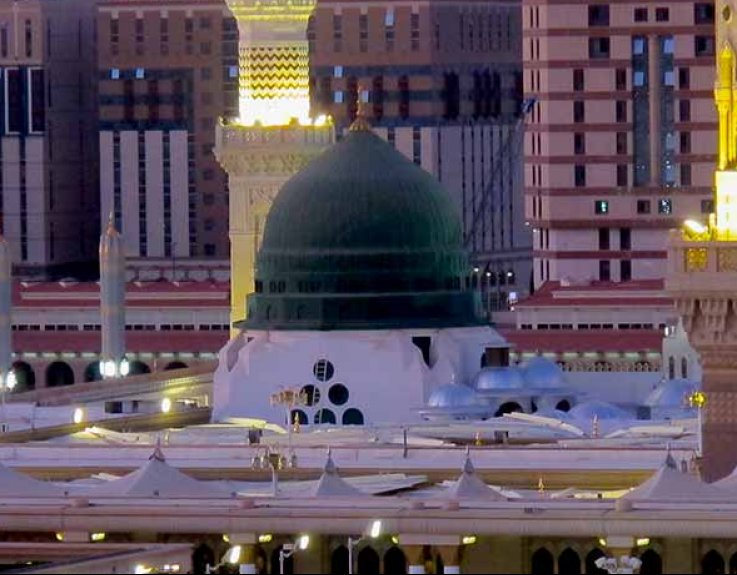 10 Nights Deluxe Umrah Package without flights
