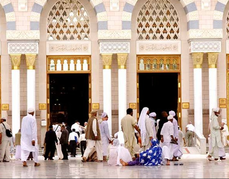10 Nights Golden Umrah Package without flights