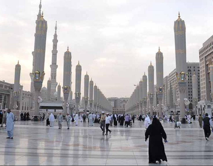 7 Nights 3 Star Cheap Umrah Package