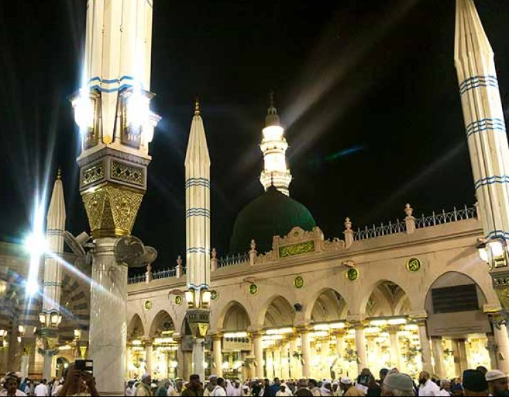 12 Nights 4 Star Deluxe October Umrah Package