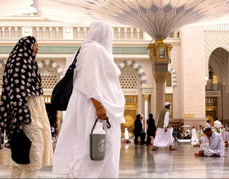 14 Nights 3 Star February Umrah Package