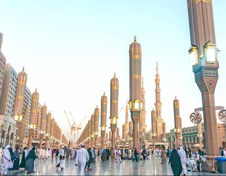 14 Nights 3 Star Family Umrah Package