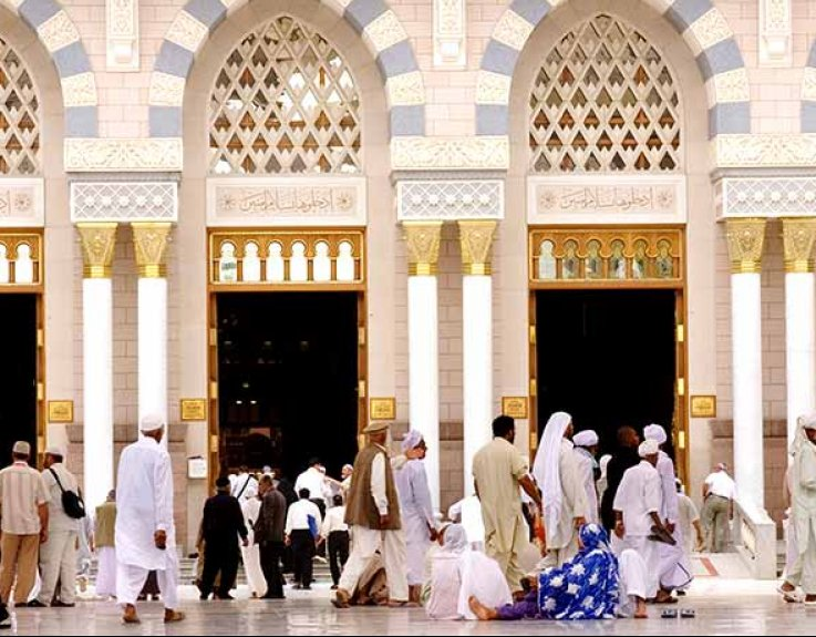 14 Nights 4 Star October Umrah Package