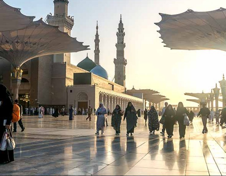 14 Nights Silver Umrah Package without flights