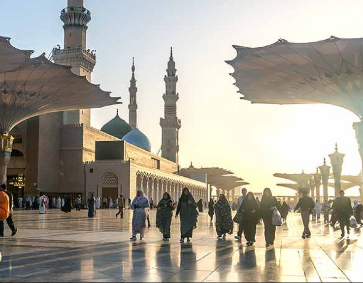 3 Star Group Umrah in December Holidays