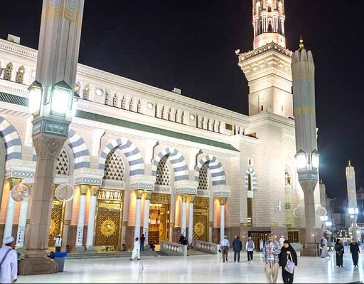 7 Nights 3 Star Economy October Umrah Package