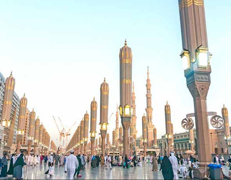 7 Nights 4 Star Deluxe October Umrah Package