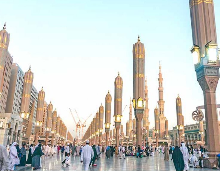 7 Nights 4 Star Easter Umrah Package