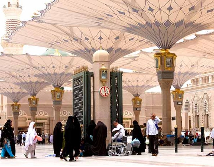 7 Nights 5 Star January Umrah Package