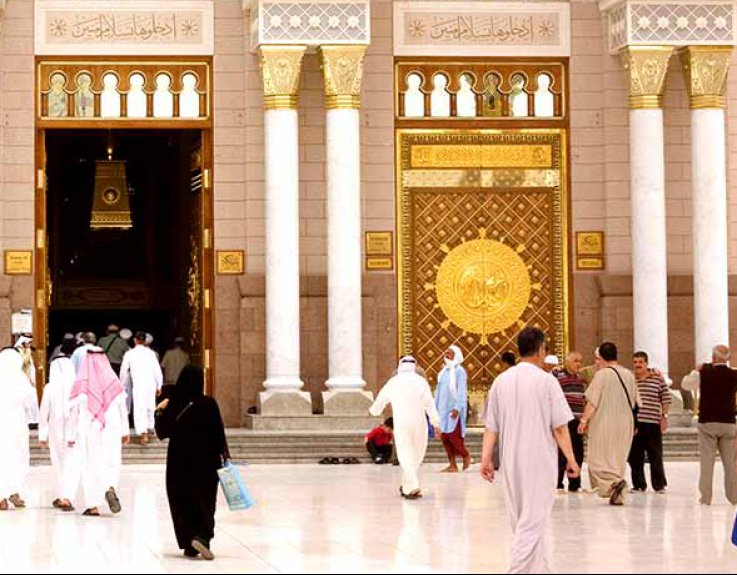 5 Star Christmas Umrah Package for 7 Nights