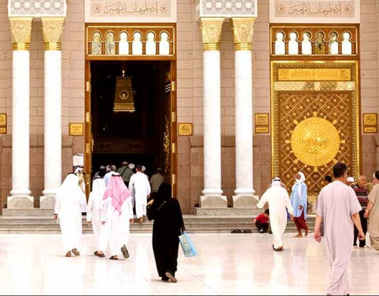 Umrah Plus Dubai (10JAN - 24JAN)
