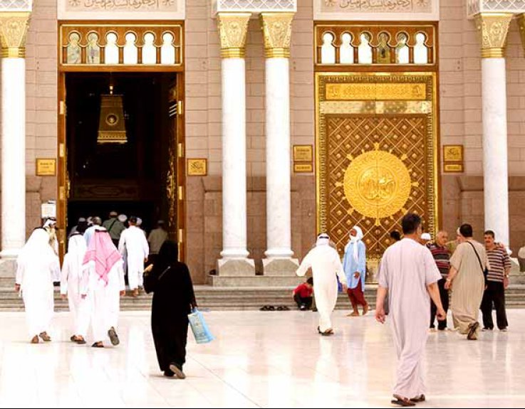 14 Nights 5 Star May Umrah Package