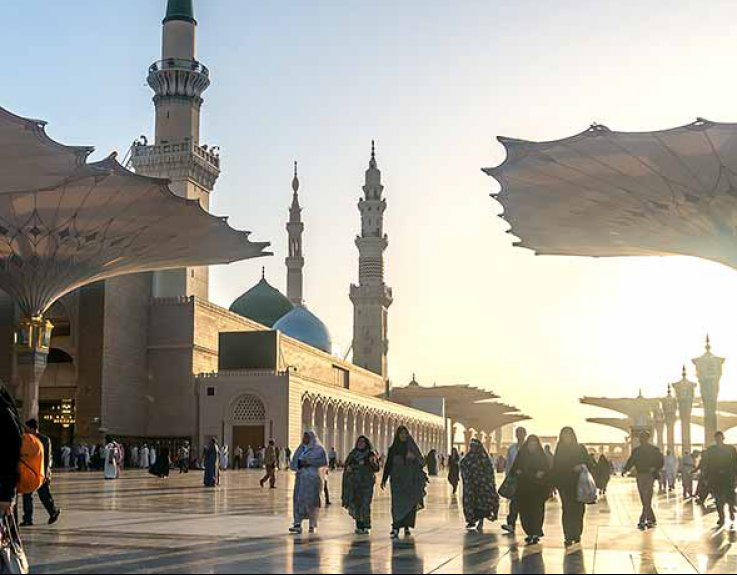 10 Nights 3 Star March Umrah Package