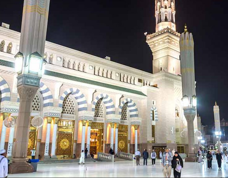 3 Star 12 Nights Family Umrah Package