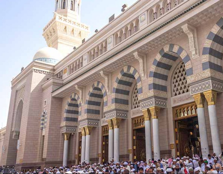 3 Star 7 Nights Family Umrah Package