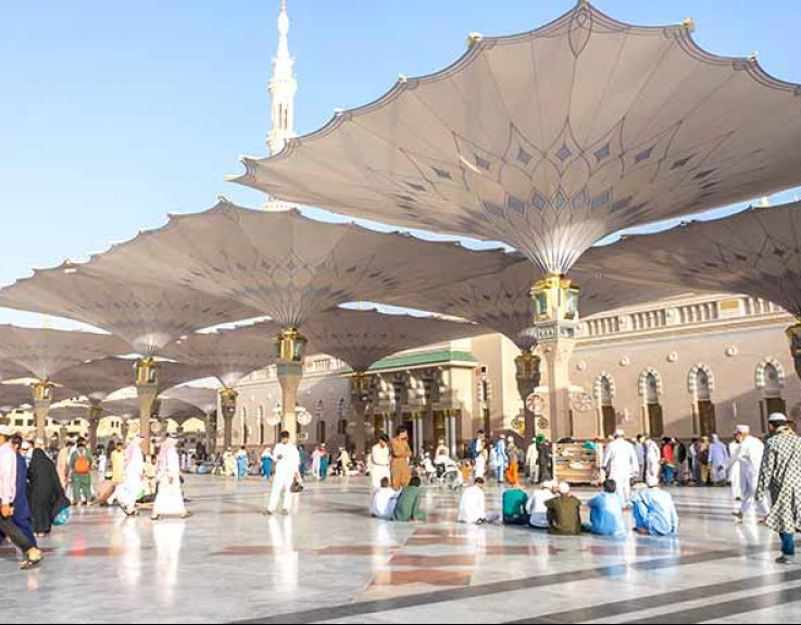 4 Star 9 Nights Weekend Umrah Offer