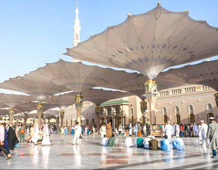 Ramadan Umrah: Women Group 04 JUN to 14 JUN