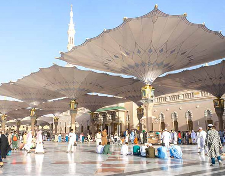 4 Star 14 Nights Family Umrah Package
