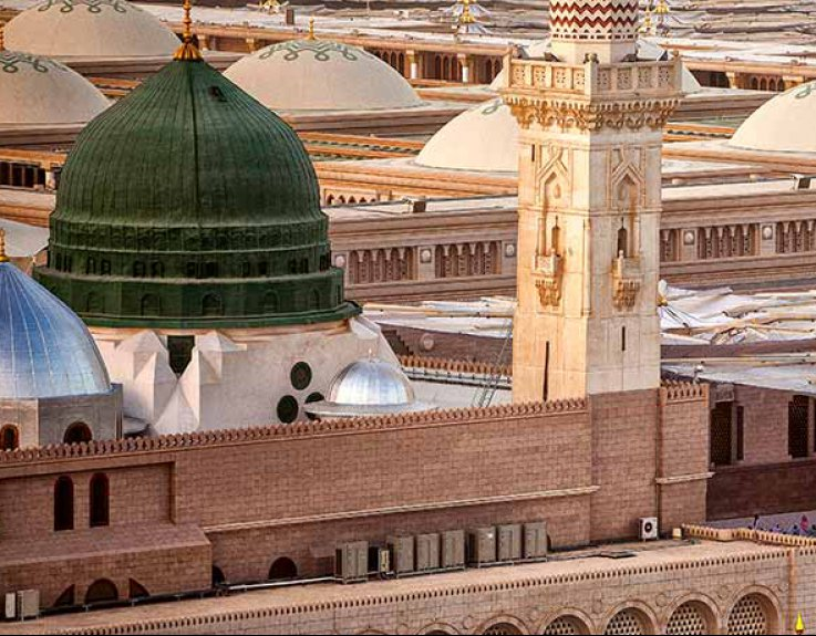 10 Nights 5 Star Family Umrah Package