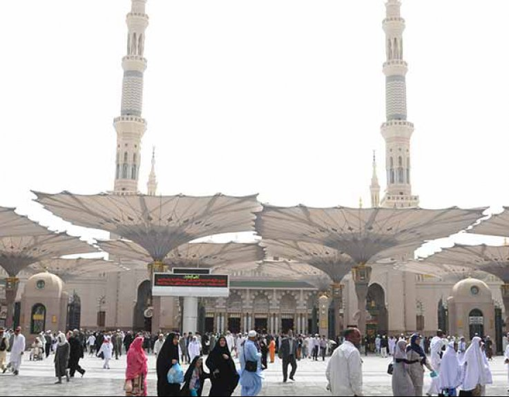 4 Star 14 Nights Economy Umrah Package