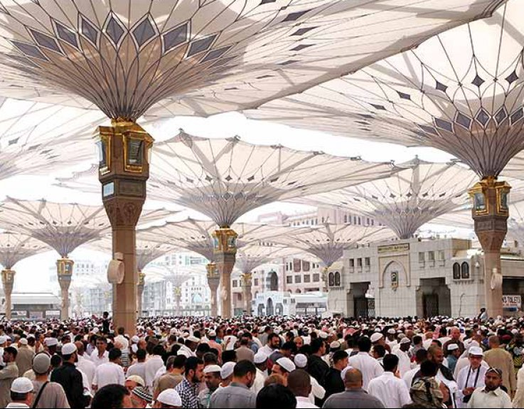 14 Nights 5 Star March Umrah Package