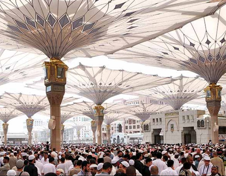 4 Star 10 Nights Economy Umrah Package