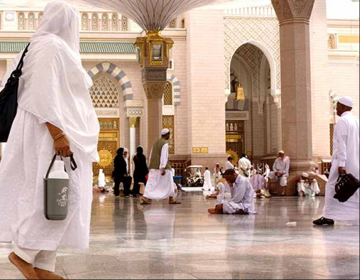 7 Nights 5 Star May Umrah Package