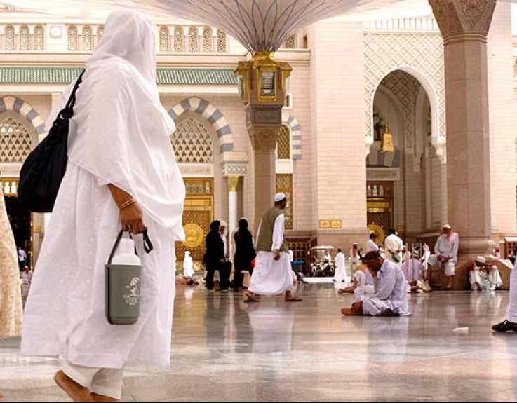 5 Star 7 Nights Economy Umrah Package