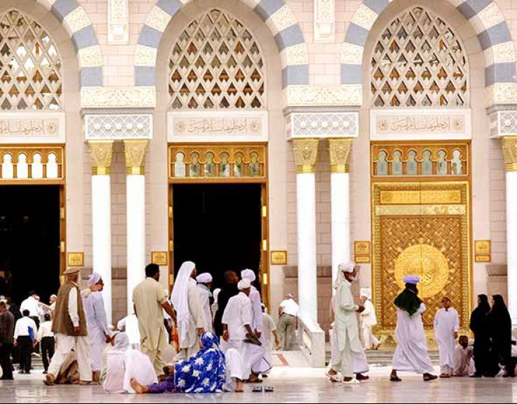 5 Star 12 Nights Umrah Package